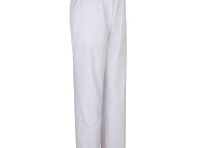 pantalón con cintura elastica